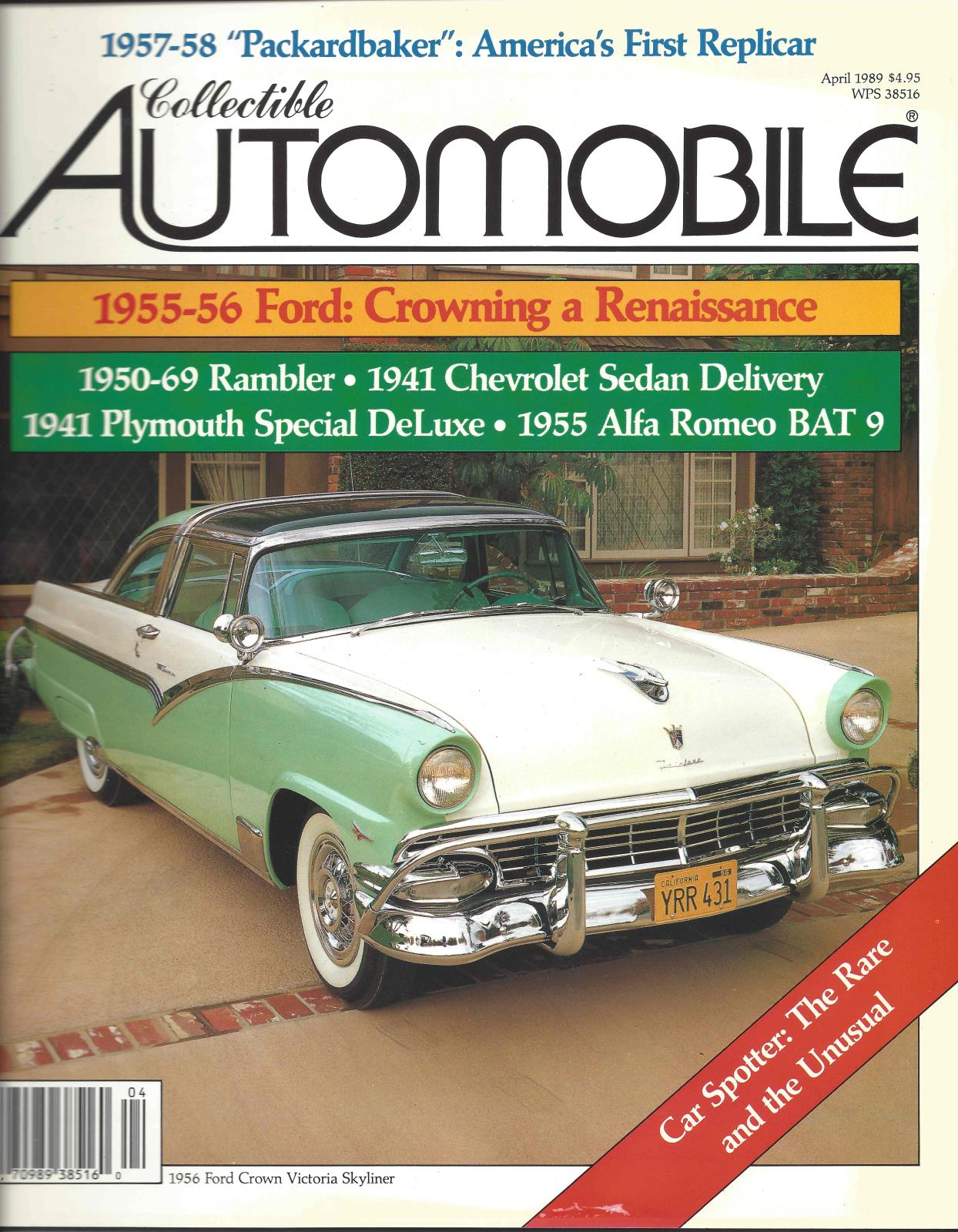 Untitled 1 1950 To 1955 Plymouth Cars 1941 Deluxe Convertible 4 Pages
