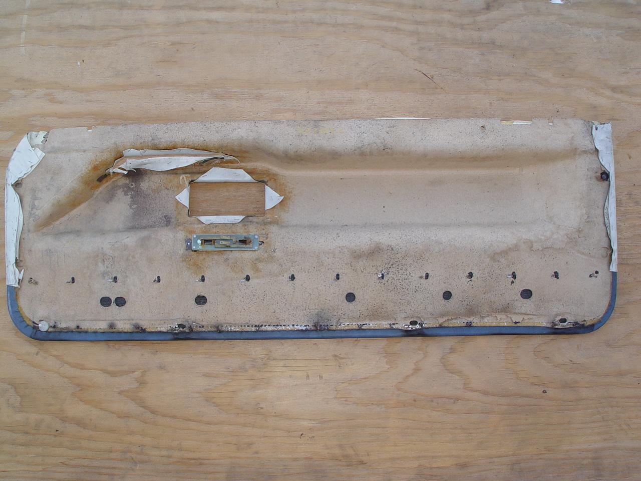 1971 1972 Eldorado El Dorado Headlight Wiring Harness Good Core For Recovering