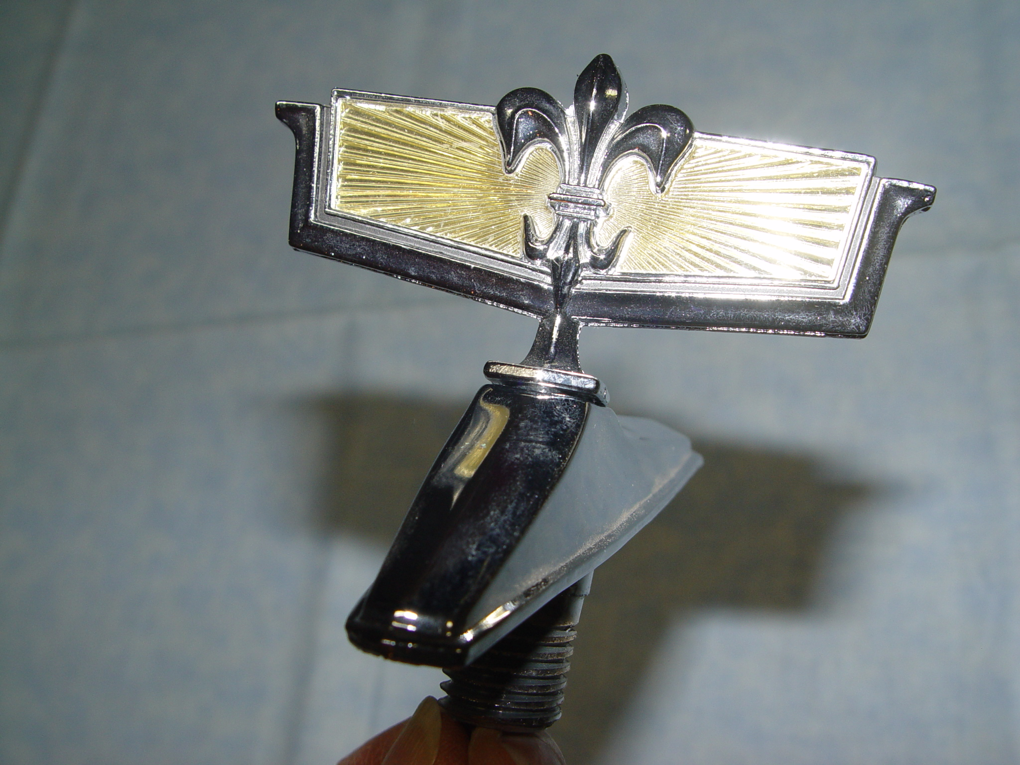 New Old Stock Chevy Caprice Hood Ornament