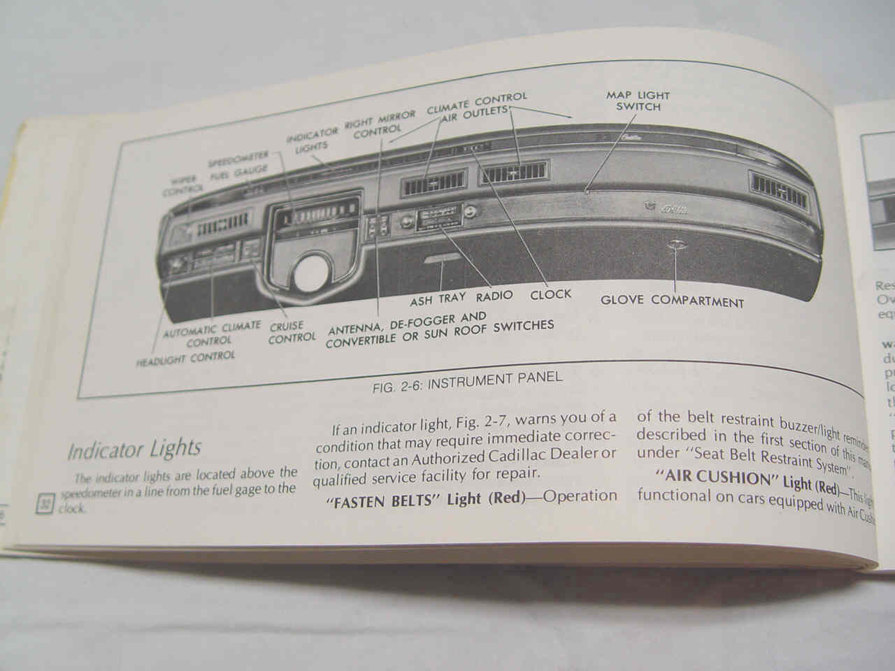 1976 cadillac owners manual and rh cadillacville com 1976 cadillac eldorado service manual 1978 Cadillac